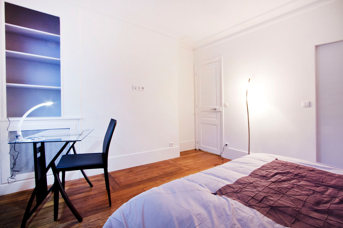 Apartment Paris Rue Blomet 11