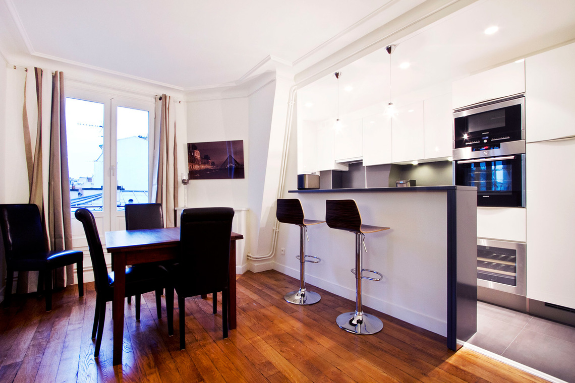 Apartment Paris Rue Blomet 5