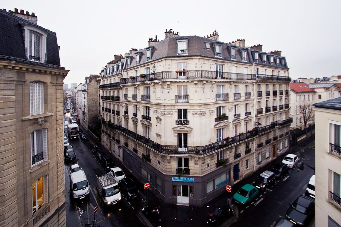 Apartment Paris Rue Blomet 13