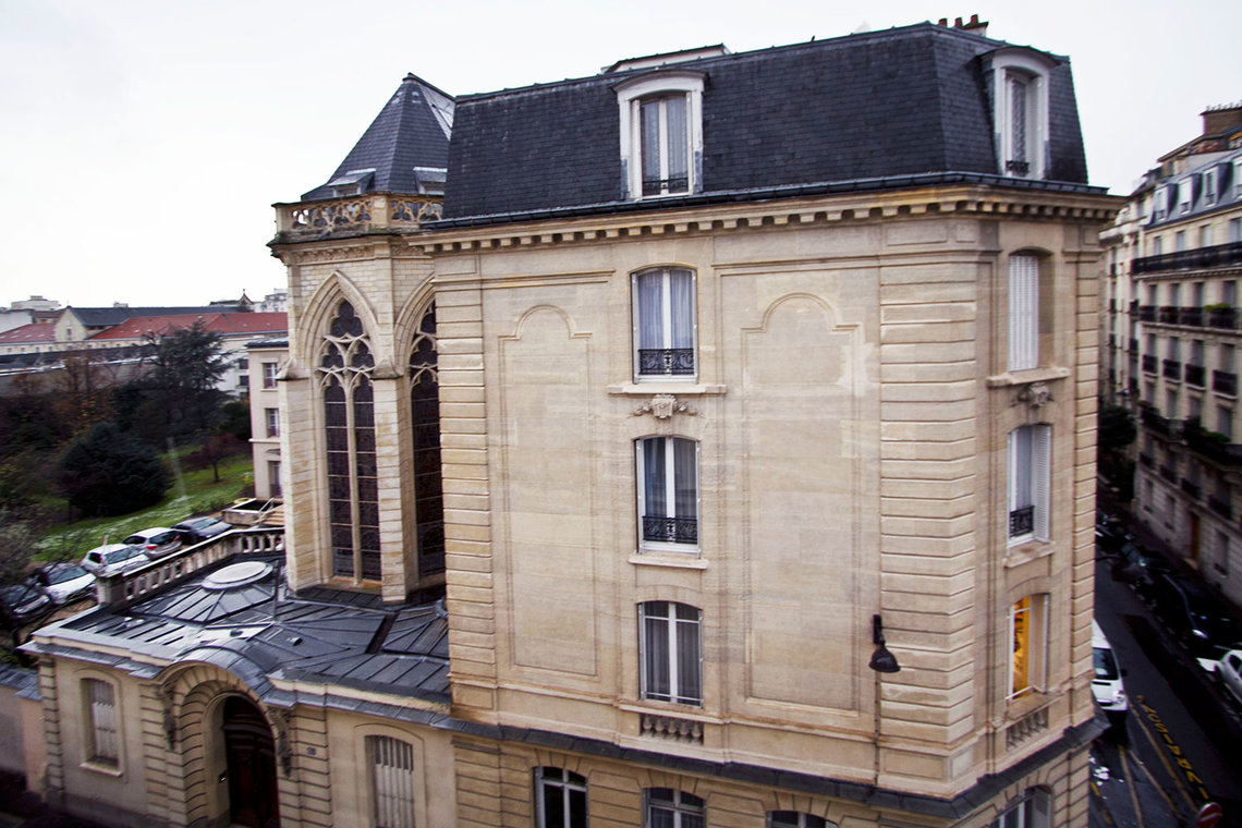 Apartment Paris Rue Blomet 14
