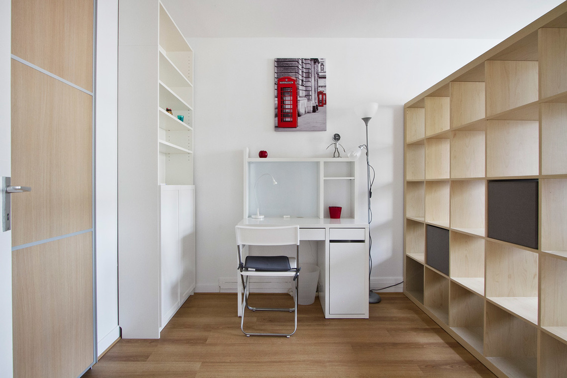 Apartment Paris Rue la Quintinie 12
