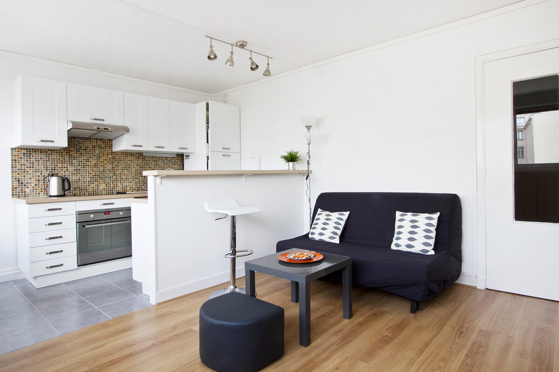 Apartment Paris Rue la Quintinie 4