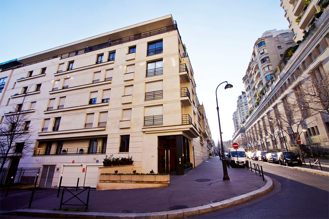 Appartamento Paris Avenue René Boylesve 12