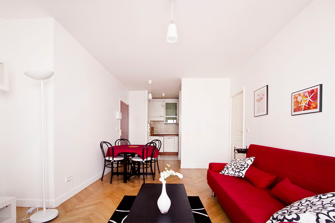 Appartamento Paris Avenue René Boylesve 2