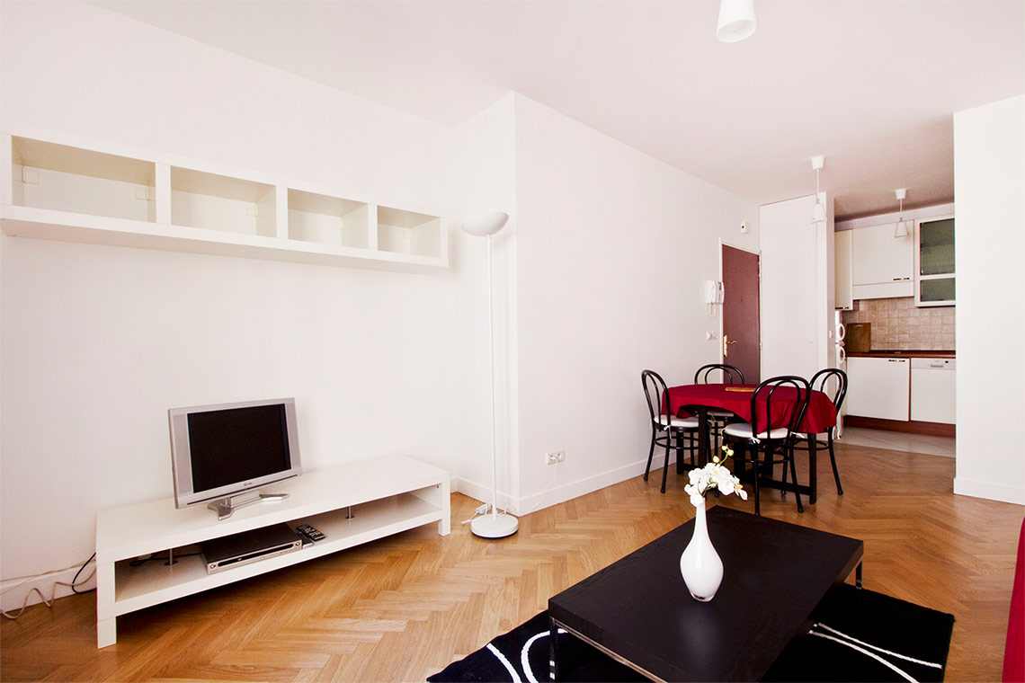 Appartamento Paris Avenue René Boylesve 3