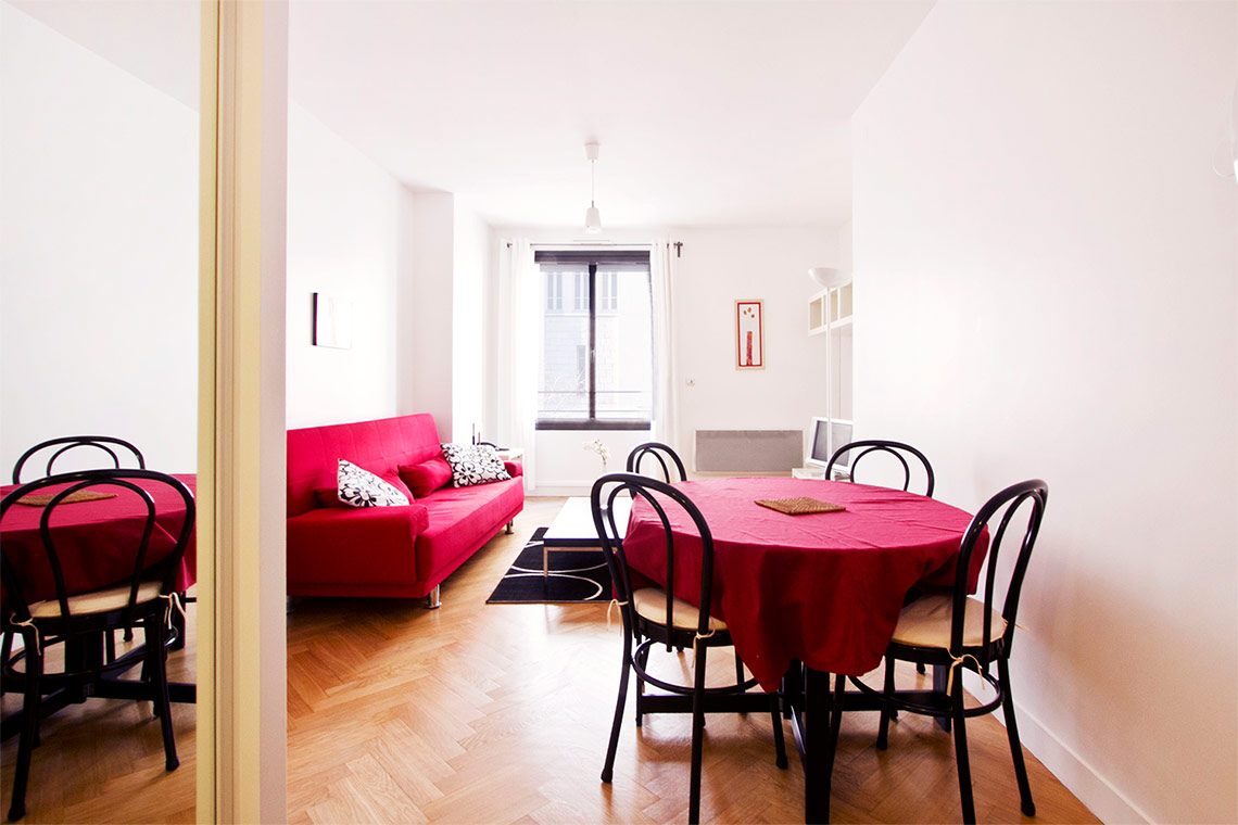 Appartamento Paris Avenue René Boylesve 4