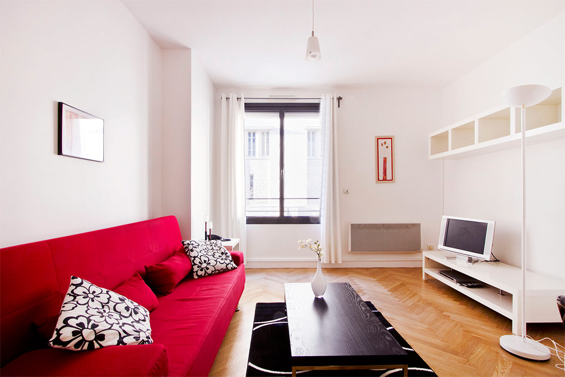 Appartamento Paris Avenue René Boylesve 5