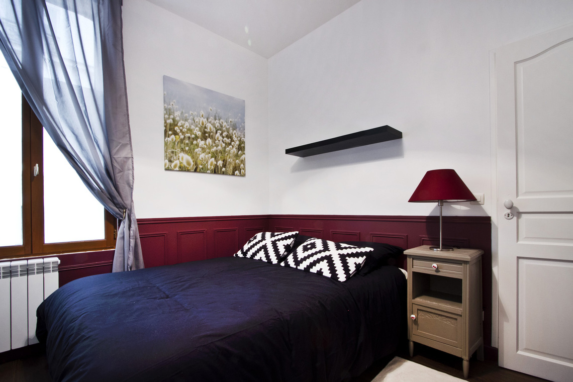 Apartment Paris Rue Lancret 10