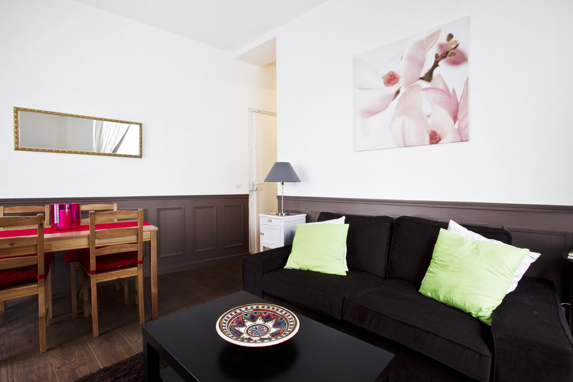 Paris Rue Lancret Apartment for rent
