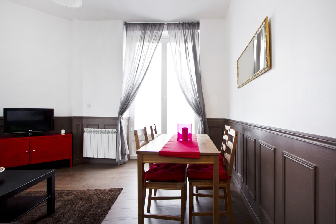 Apartment Paris Rue Lancret 2