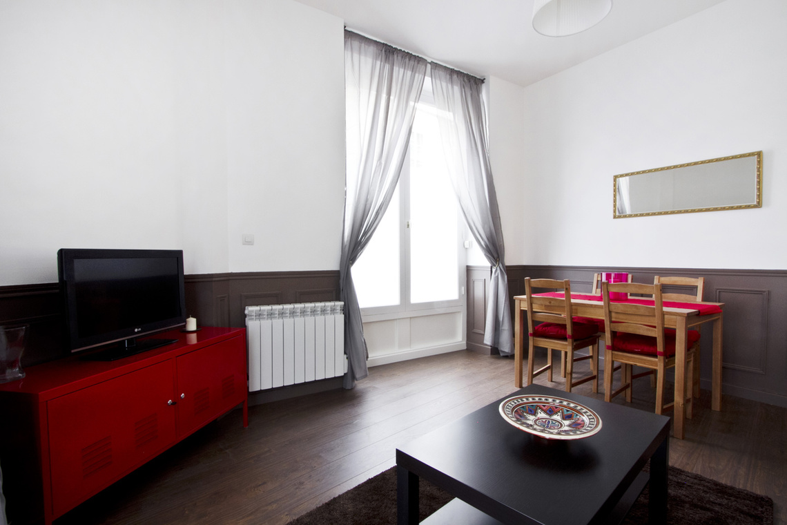 Apartment Paris Rue Lancret 3