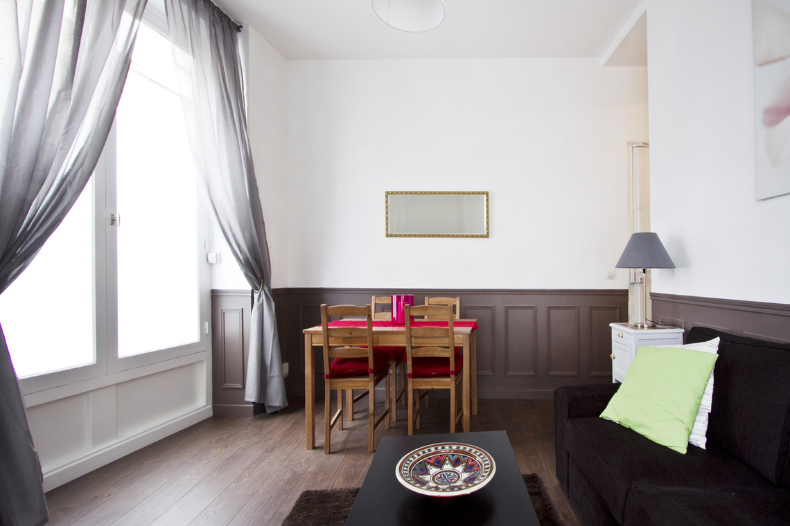 Apartment Paris Rue Lancret 4