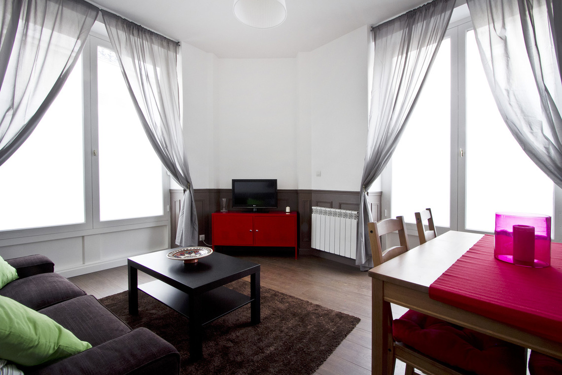 Apartment Paris Rue Lancret 5