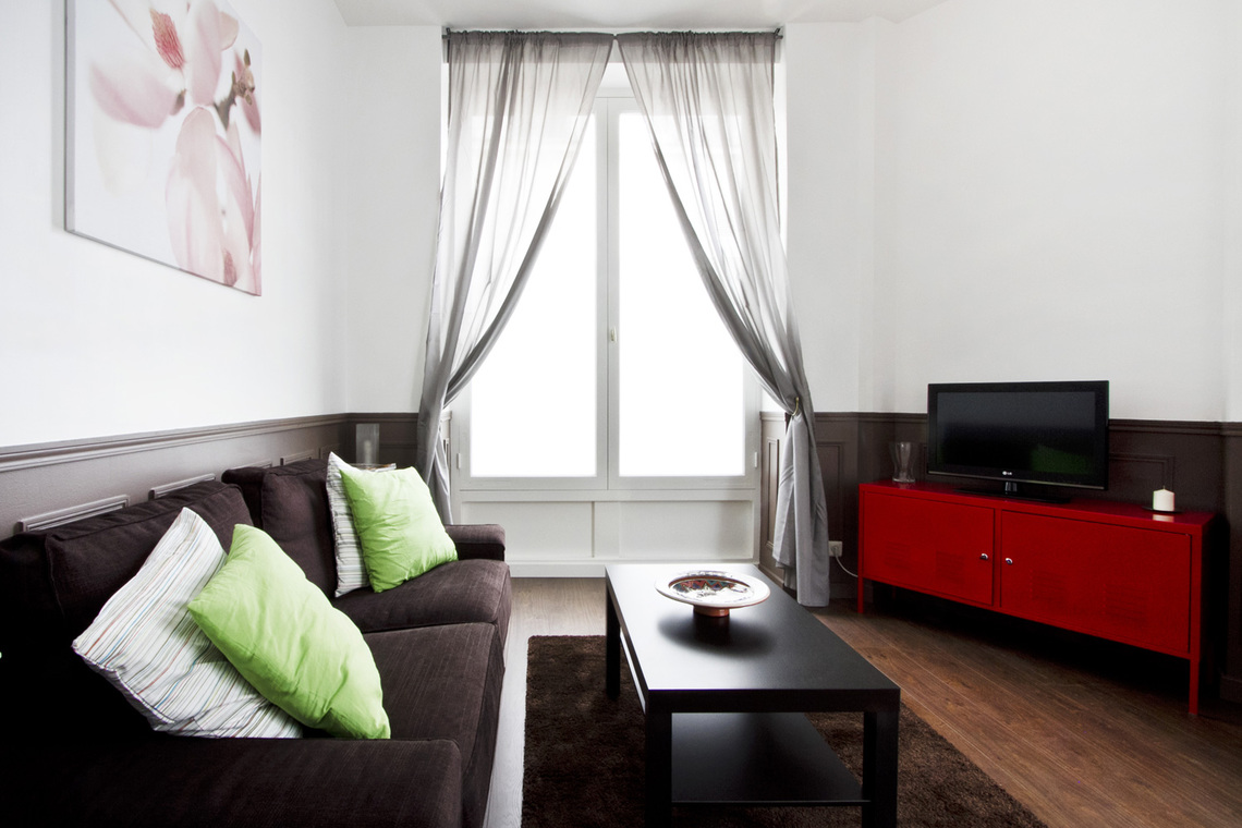 Apartment Paris Rue Lancret 6