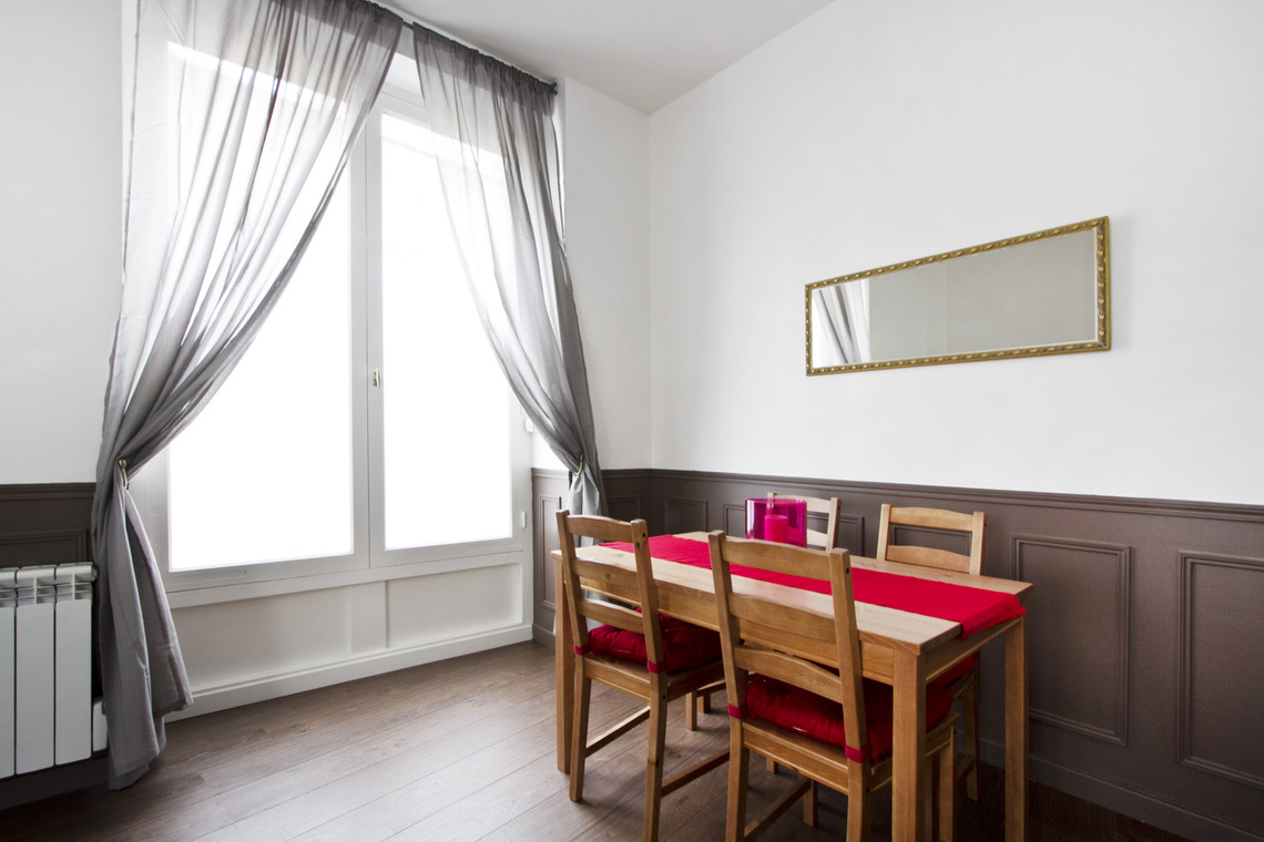 Apartment Paris Rue Lancret 7