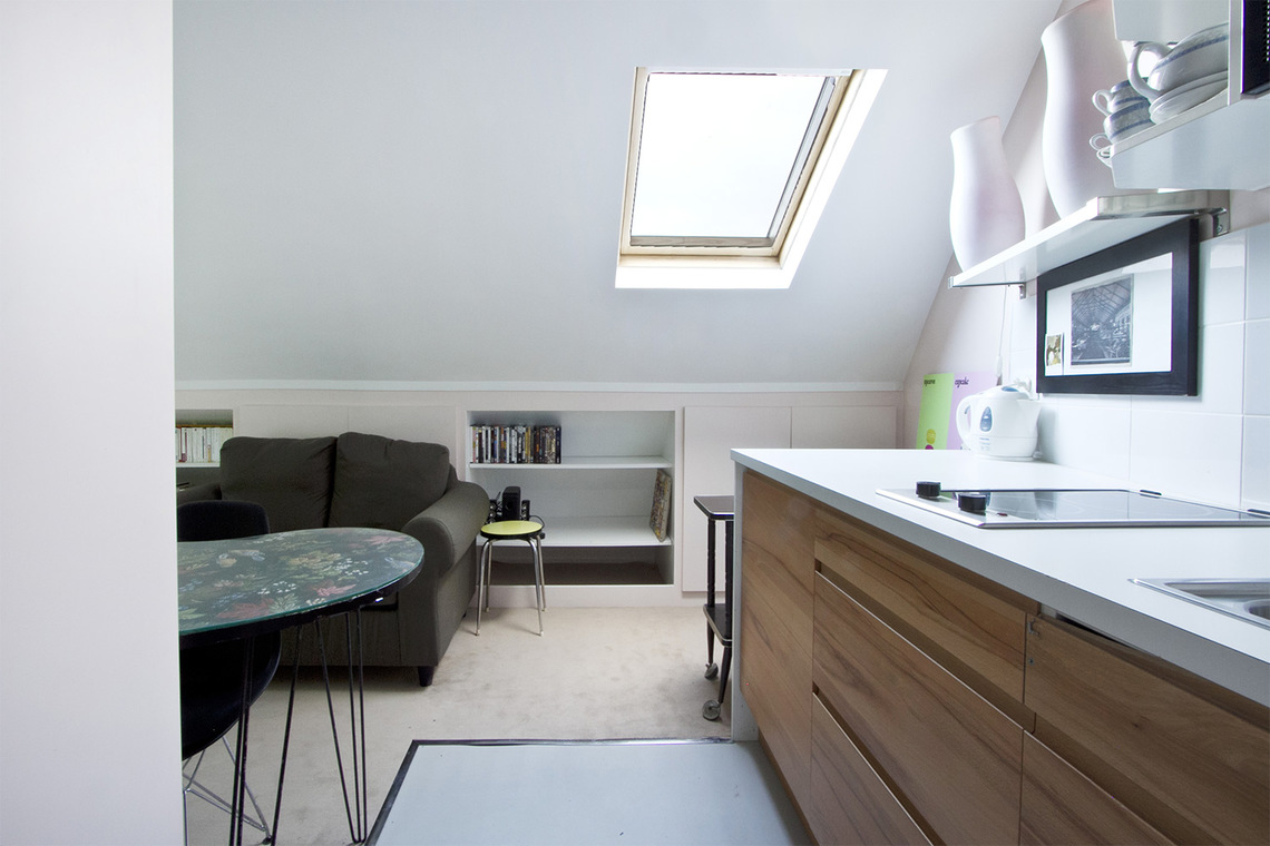 Appartement Paris Rue Moncey 8