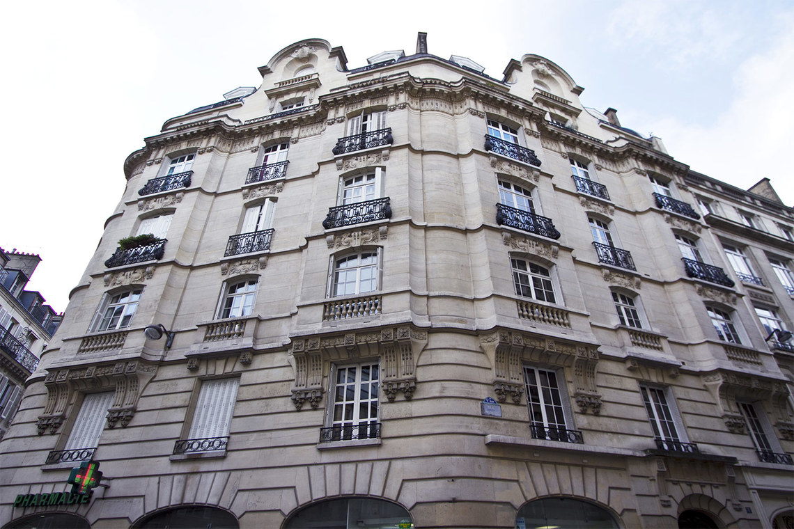 Appartement Paris Rue Moncey 10