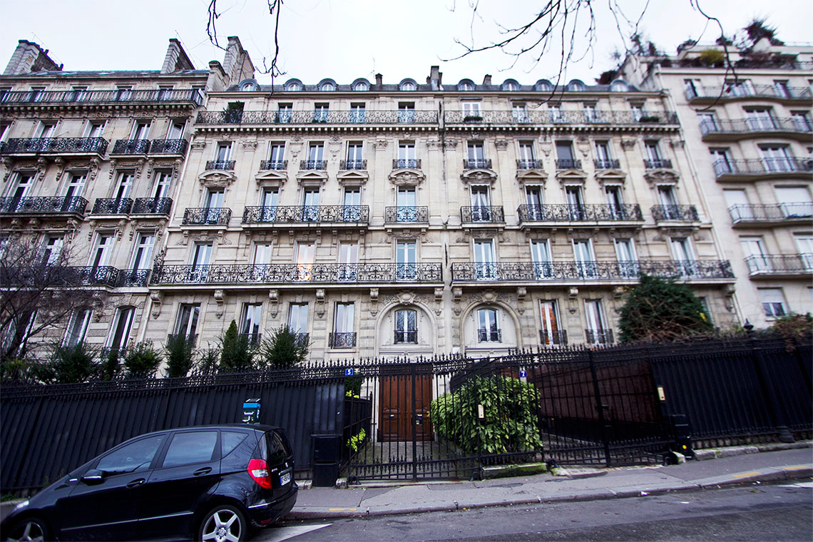 Apartment Paris Avenue Foch 7