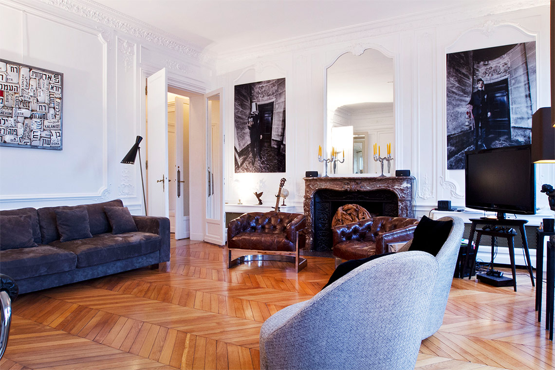 Apartment Paris Avenue Foch 3