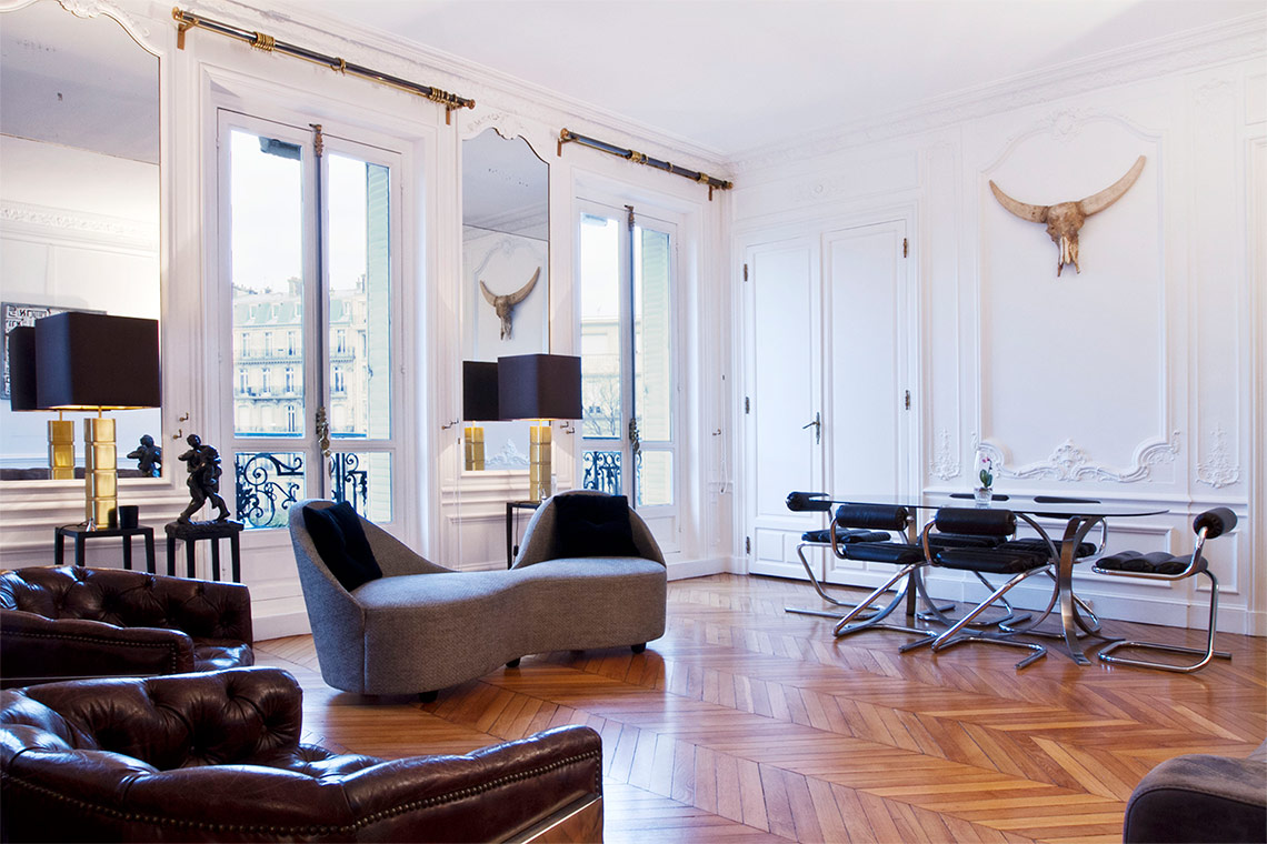 Apartment Paris Avenue Foch 2