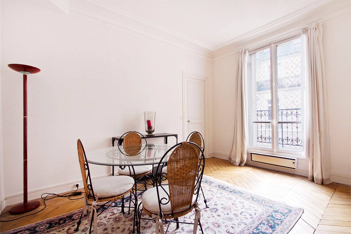 Appartement Paris Avenue Marceau 2