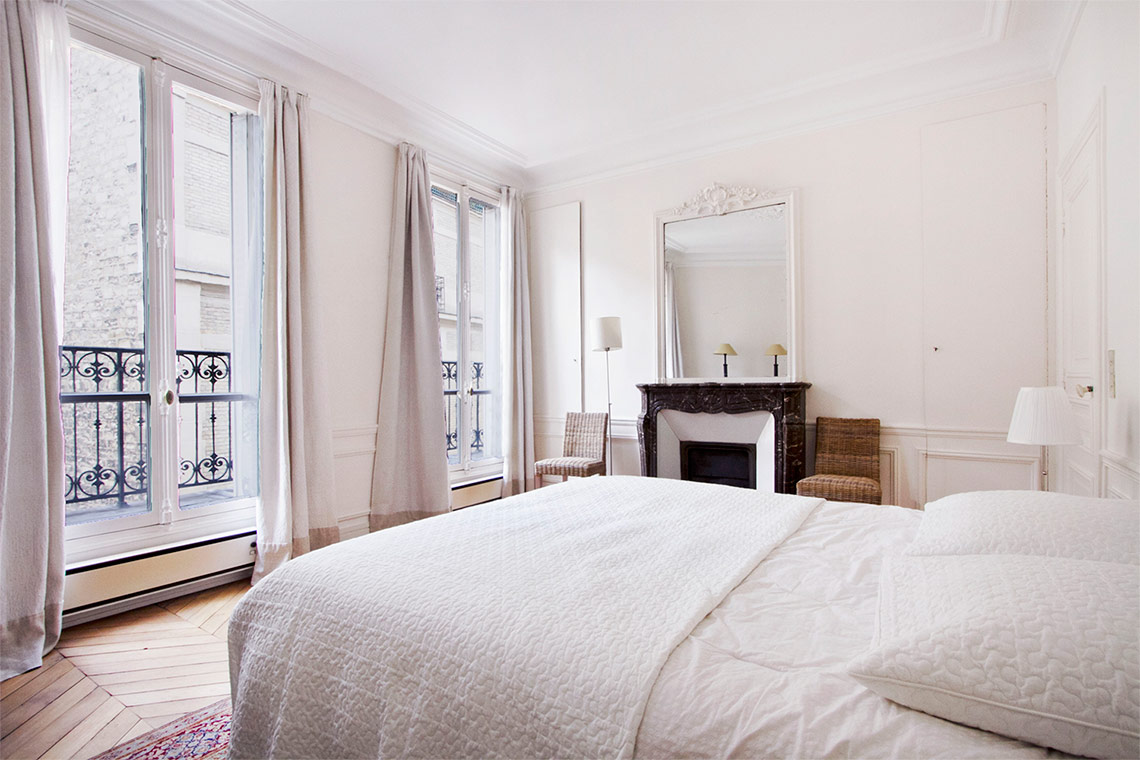 Appartement Paris Avenue Marceau 6