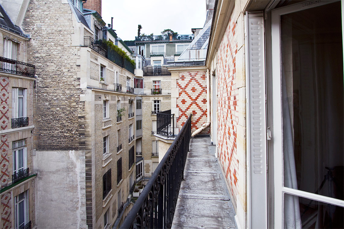 Appartement Paris Avenue Marceau 8