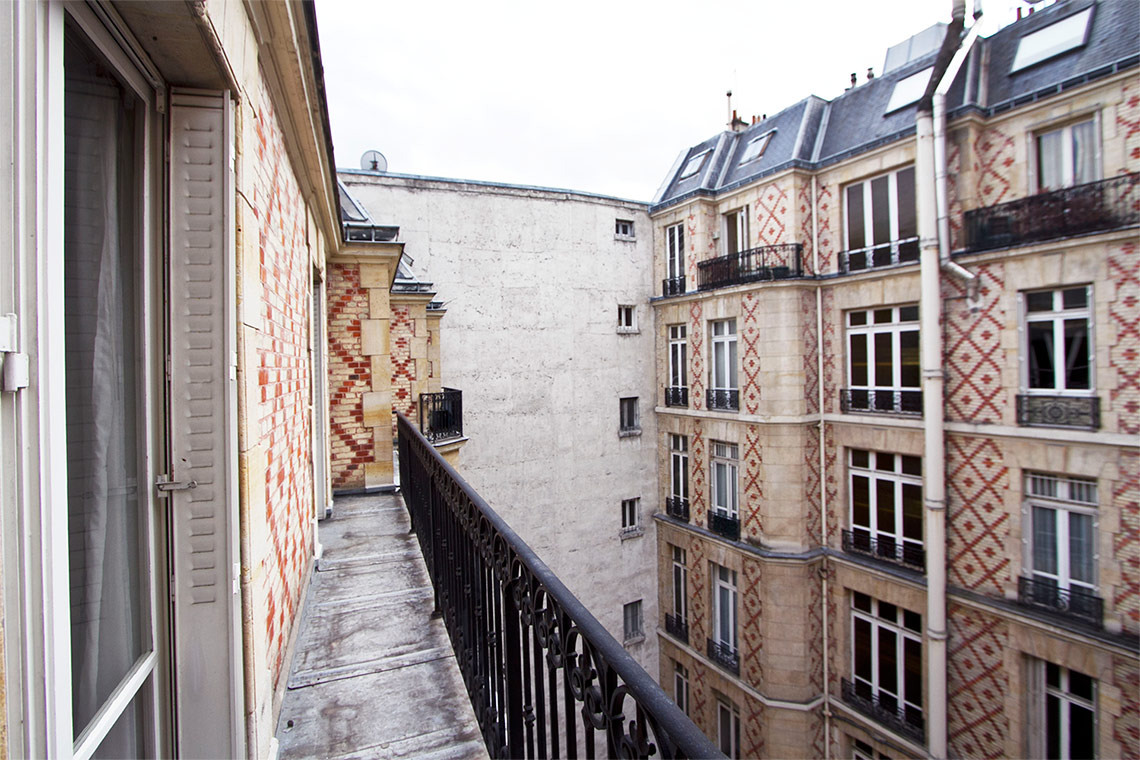 Appartement Paris Avenue Marceau 9