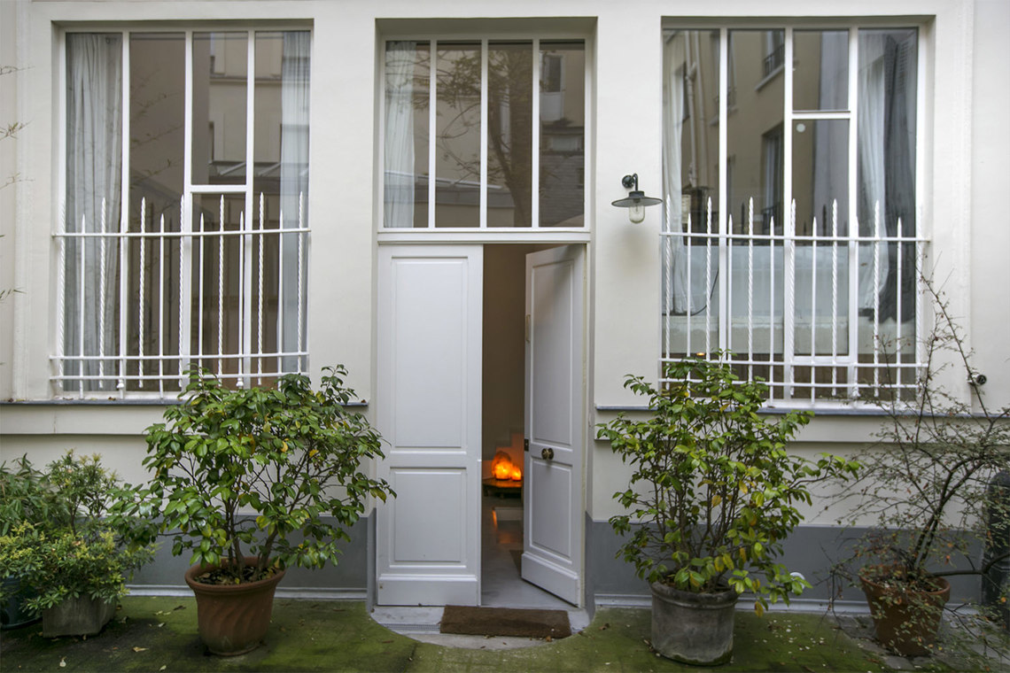 Appartement Paris Rue Campagne Premiere 16