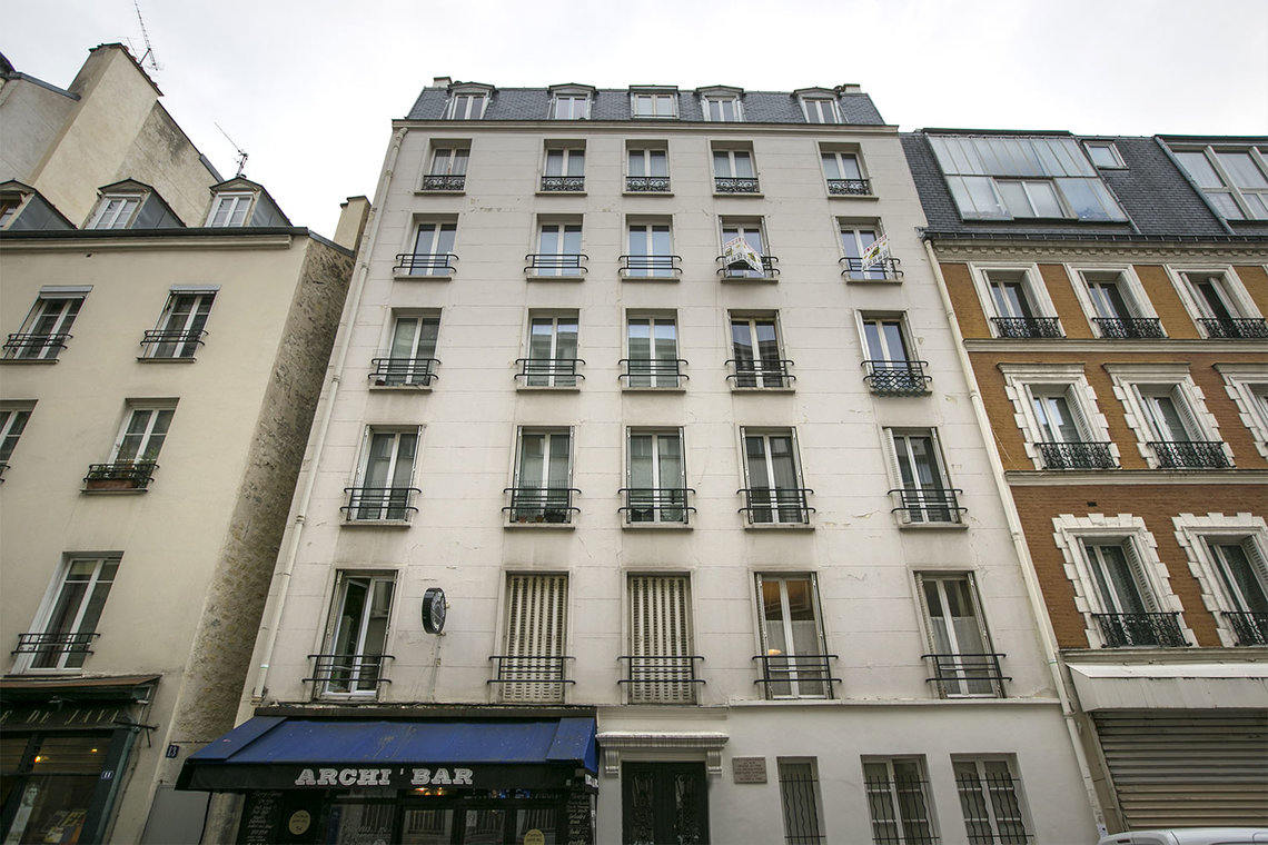 Appartement Paris Rue Campagne Premiere 17