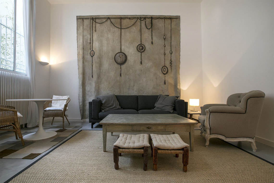 Appartement Paris Rue Campagne Premiere 2