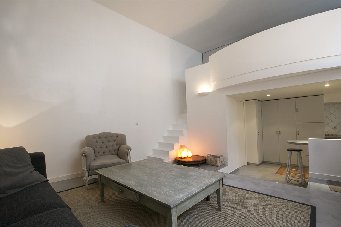 Appartement Paris Rue Campagne Premiere 4
