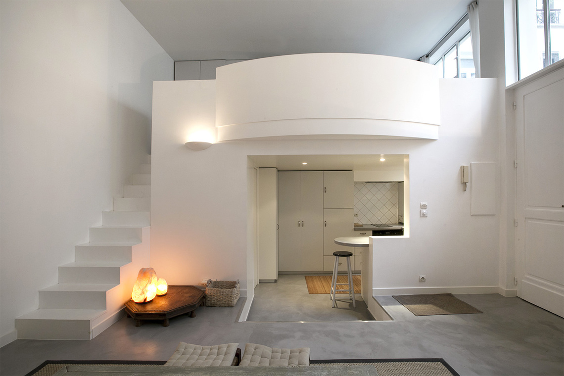 Appartement Paris Rue Campagne Premiere 5