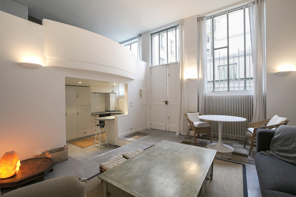 Appartement Paris Rue Campagne Premiere 6
