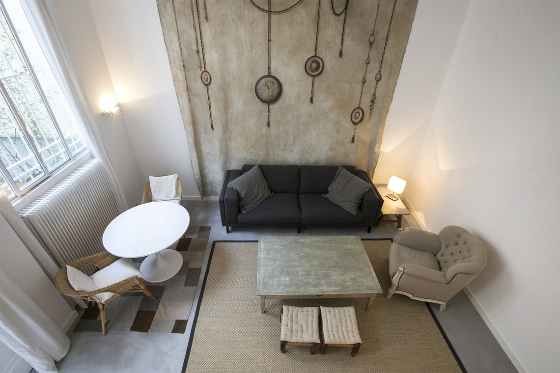 Furnished apartment for rent Paris Rue Campagne Premiere