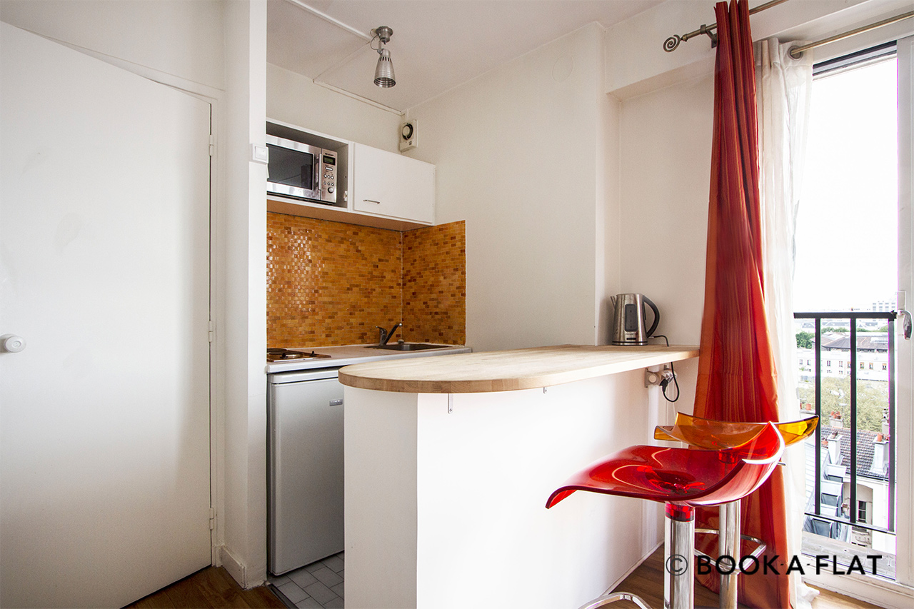 Appartement Paris Rue Emile Dubois 5