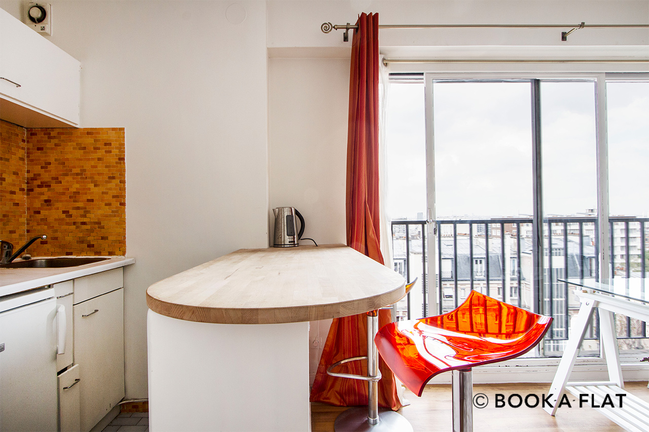 Appartement Paris Rue Emile Dubois 6