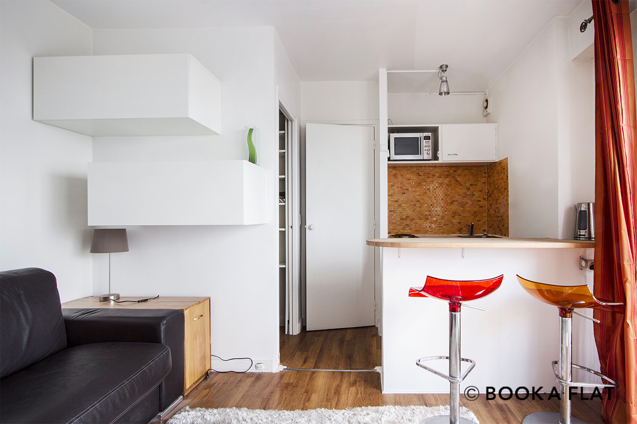 Appartement Paris Rue Emile Dubois 2