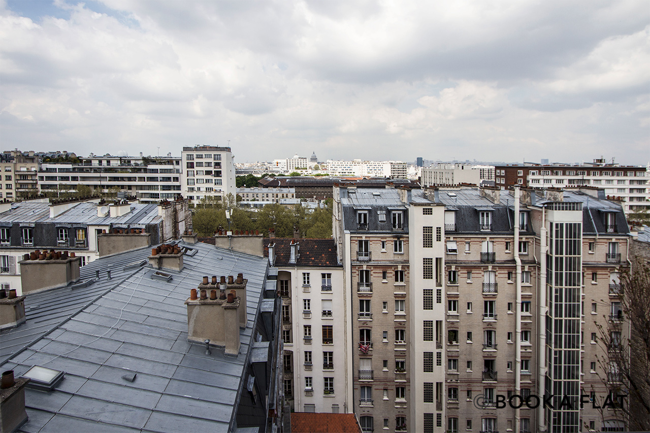 Appartement Paris Rue Emile Dubois 8