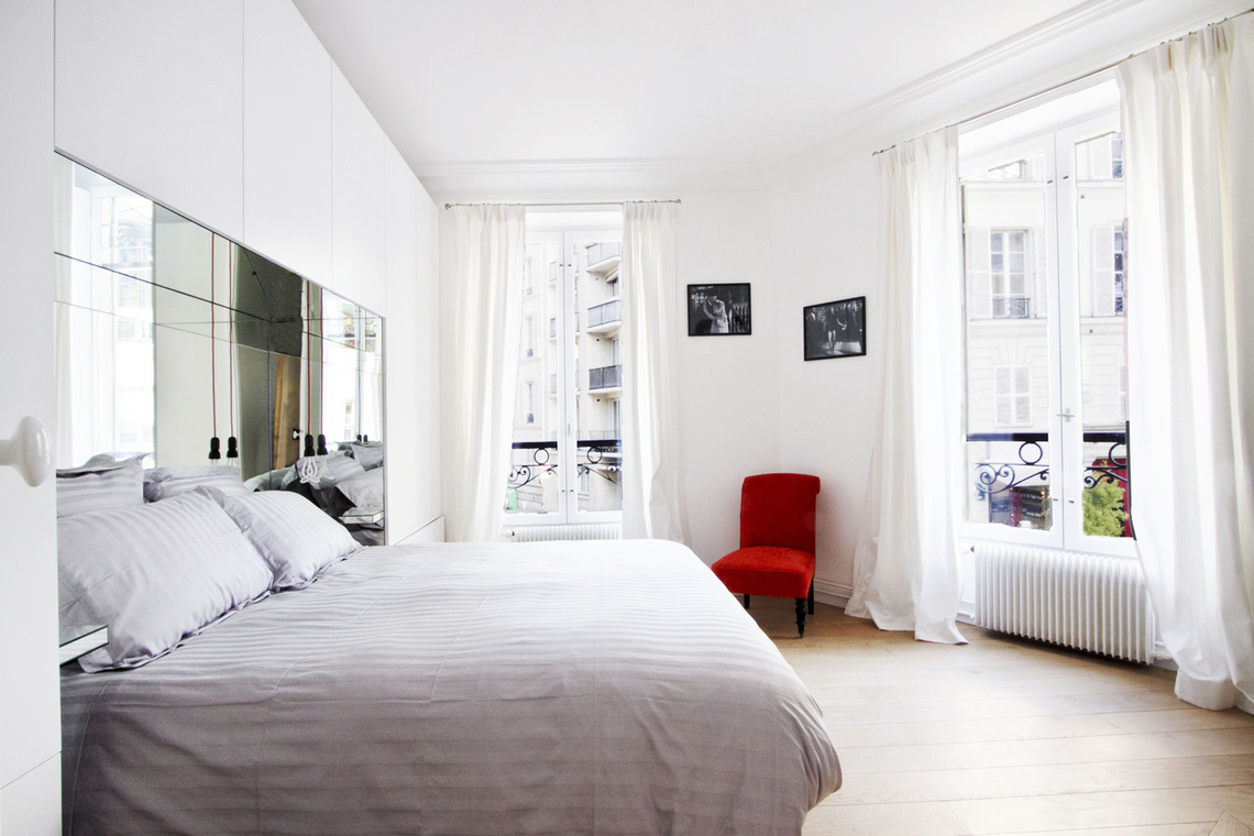 Appartement Paris Rue d'Assas 7
