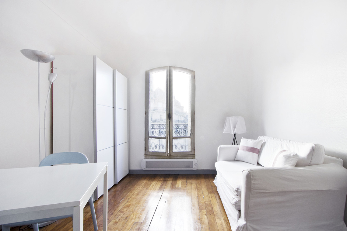Appartement Paris Boulevard de Clichy 3