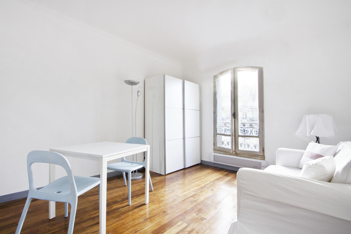 Appartement Paris Boulevard de Clichy 4