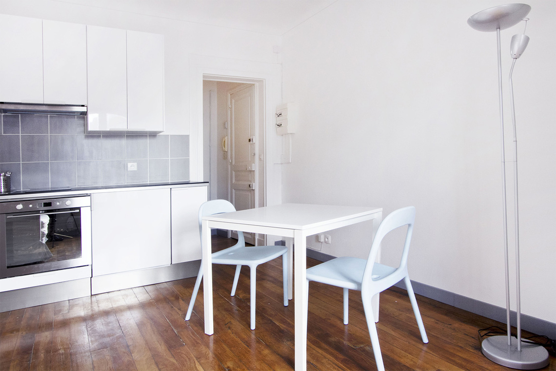Appartement Paris Boulevard de Clichy 6