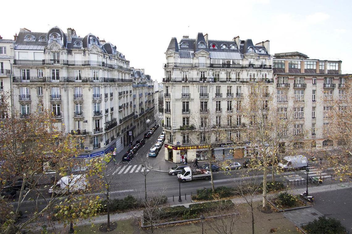 Appartement Paris Boulevard de Clichy 9