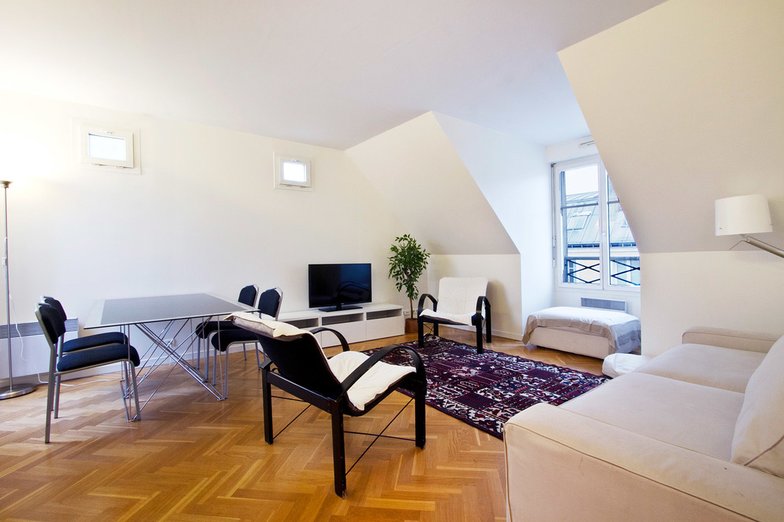 Furnished apartment for rent Paris Rue Godefroy Cavaignac