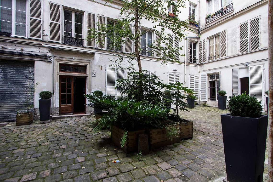 Apartment Paris Rue Saint-Joseph 12