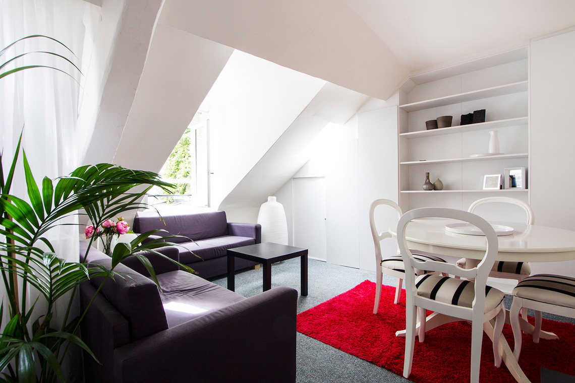 Apartment Paris Rue Saint-Joseph 2