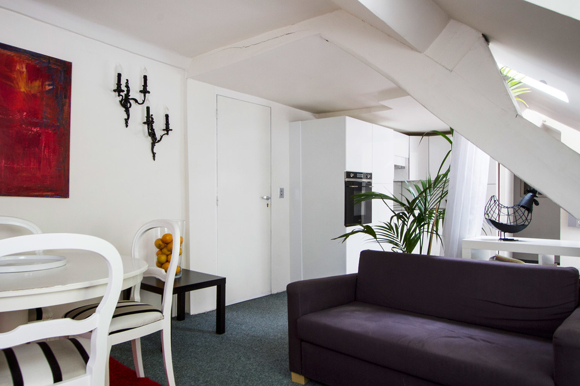 Apartment Paris Rue Saint-Joseph 3