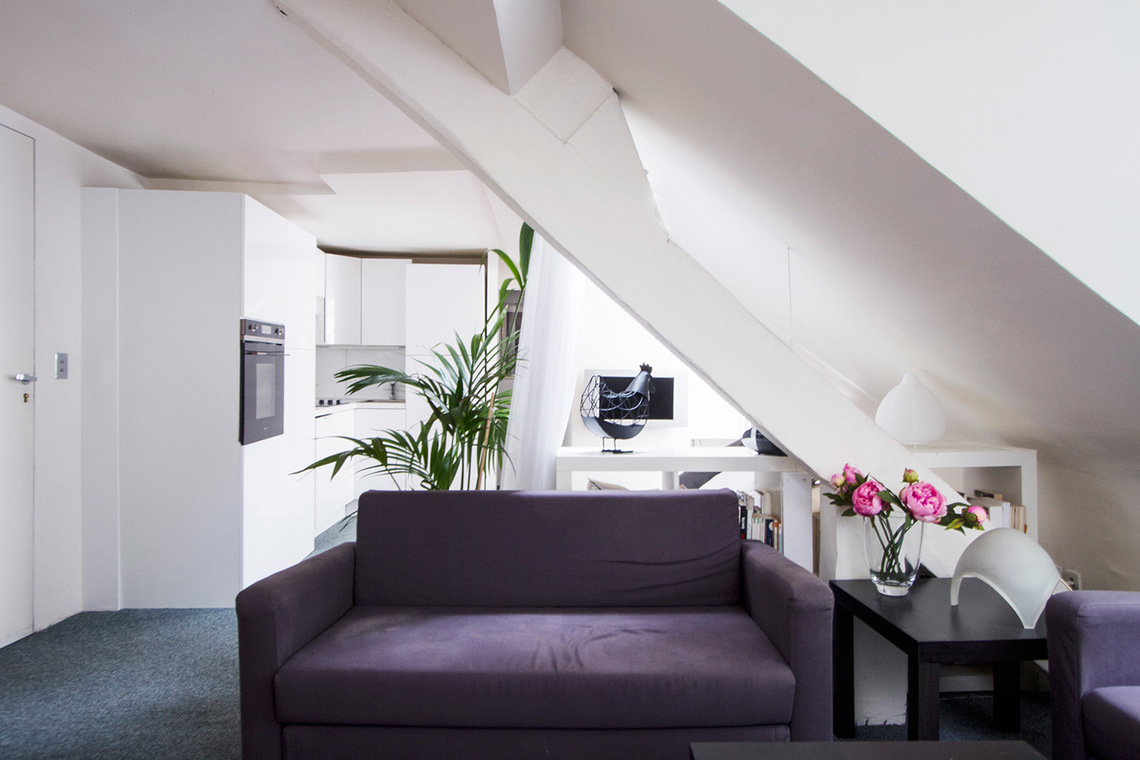 Apartment Paris Rue Saint-Joseph 5