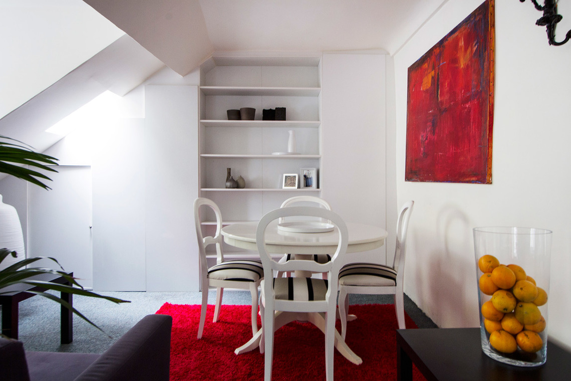 Apartment Paris Rue Saint-Joseph 6